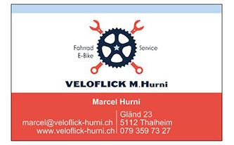 Veloflick Marcel Hurni